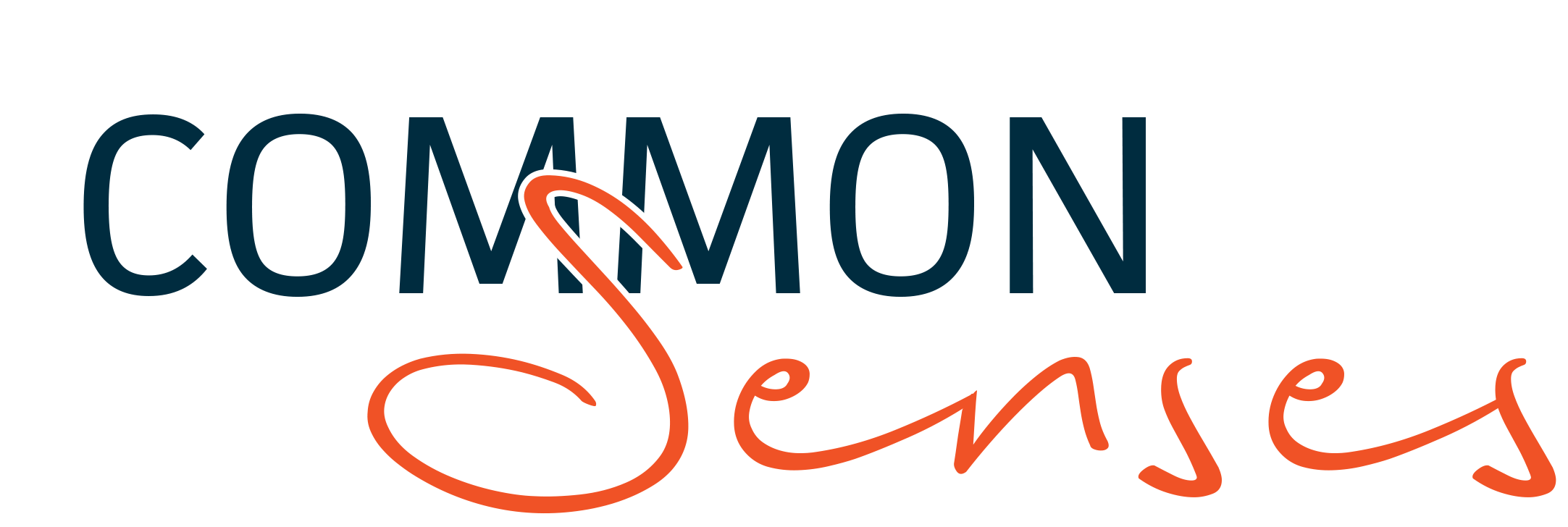 CommonSenses logo_los-oranje